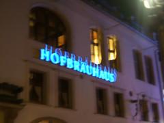 Touristenmagnet No. 1 in München: das Hofbräuhaus