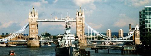 london bridge tower glory