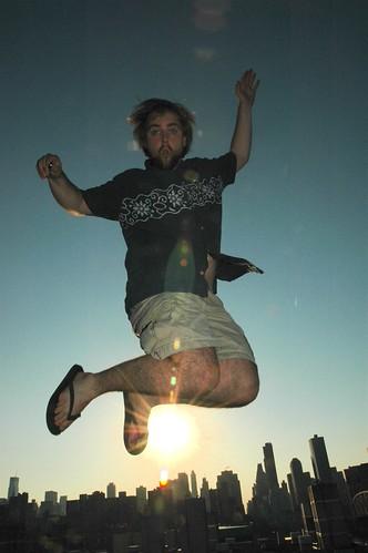 color sun jump chad nicholson