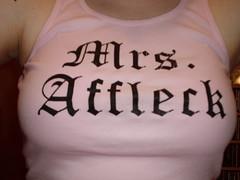 Mrs. Affleck