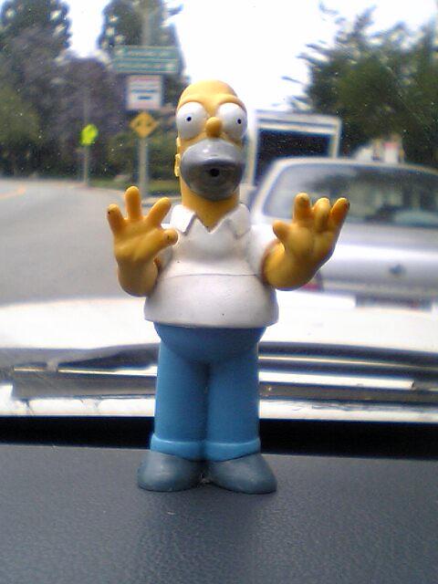 Dashboard Homer