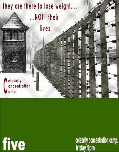 Celebrity Concentration Camp 5