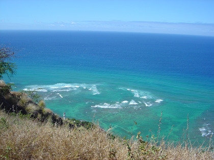 Ocean View From Diamondhead