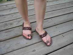 Kino's Sandals