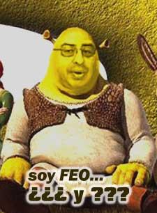 Rubén Mendoza Ayala, si que es feo