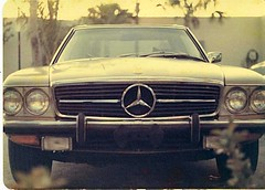 450SL Mercedes