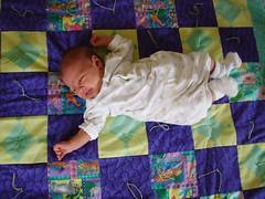 Anya's prayer quilt