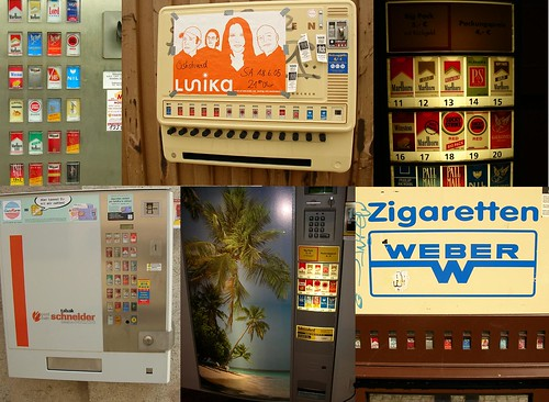 cig machines