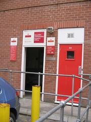 Ymholiadau, Swyddfa'r Post, Aberystwyth