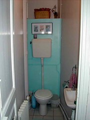classroom toilets