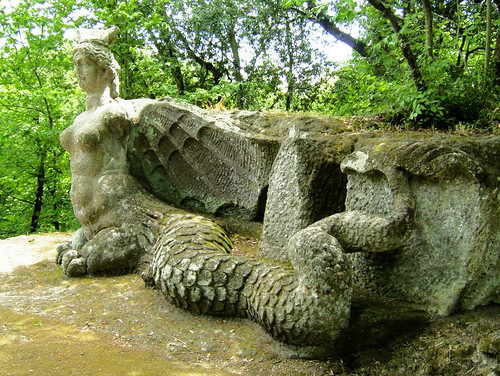 The Sacred Grove of Bomarzo #10 | by Andrea Marutti