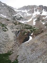 Tioga Pass Near Yosemite National Park, California