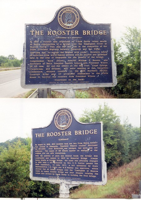 Rooster Bridge