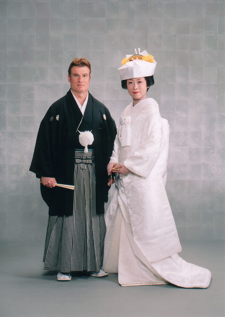 Traditional Japanese Wedding.Traditional Japanese Wedding Dress The White Dress And Hat Flickr