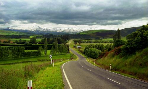 travel newzealand landscape geotagged honeymoon southisland laketekapo lordoftherings day6 tekapo mistymountains thefellowshipofthering geraldin rout79 geo:lat=44122376 geo:lon=171047280