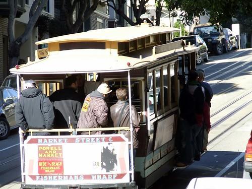 Cablecar @ San Francisco, California