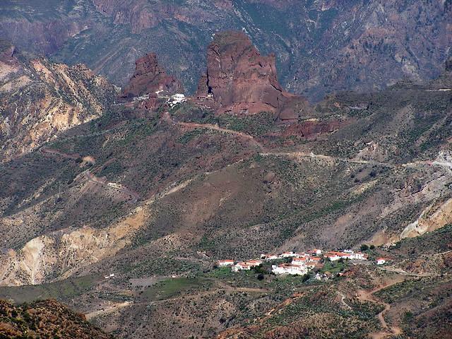 08 Desde Chimirique hasta Presa de las Niñas 03 Isla Gran Canaria