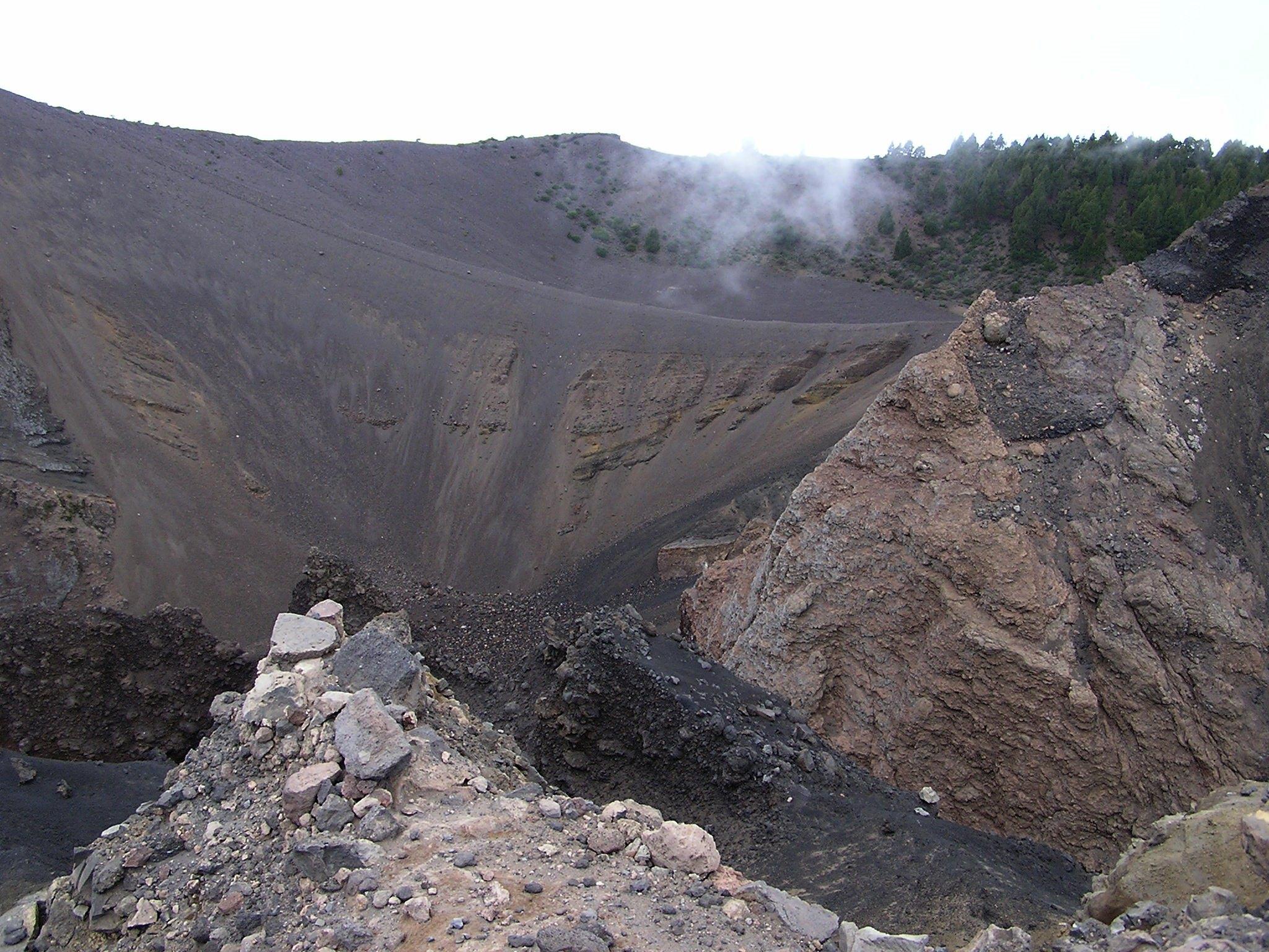 Ruta de los Volcanes Isla de la Palma