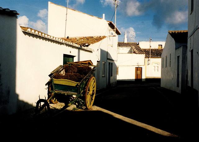 In a Portuguese village