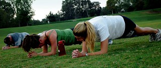 Plank partners | by BTB Fitness