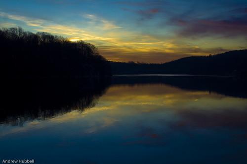 trees reflection nature water sunrise landscape lakes explore mamanasco