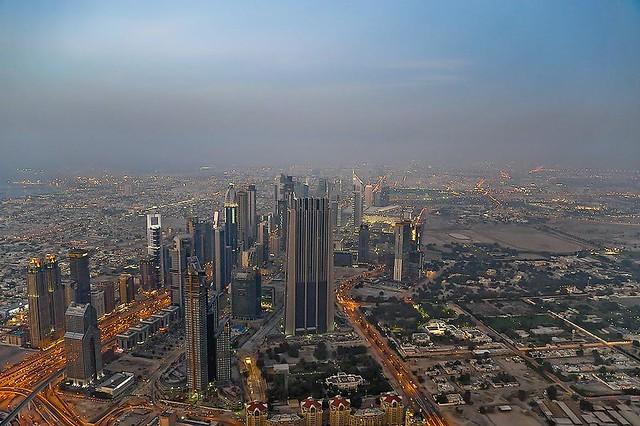 Burj Khalifa View from Inside and Top_21 | Burj Khalifa View