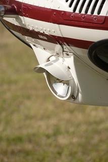 Bell 206 Landing Light