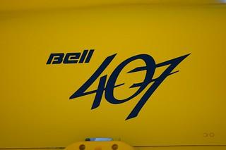 Bell 407 Logo