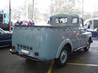 1949 Dodge 108 utility