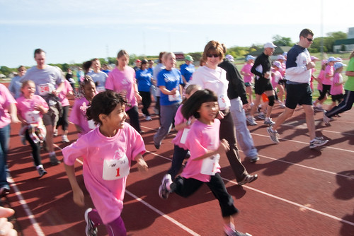 Kent County Girls on the Run May 15, 20105 | by stevendepolo