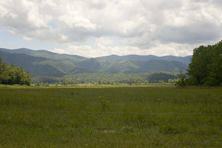 Cades Cove View | by RandomConnections