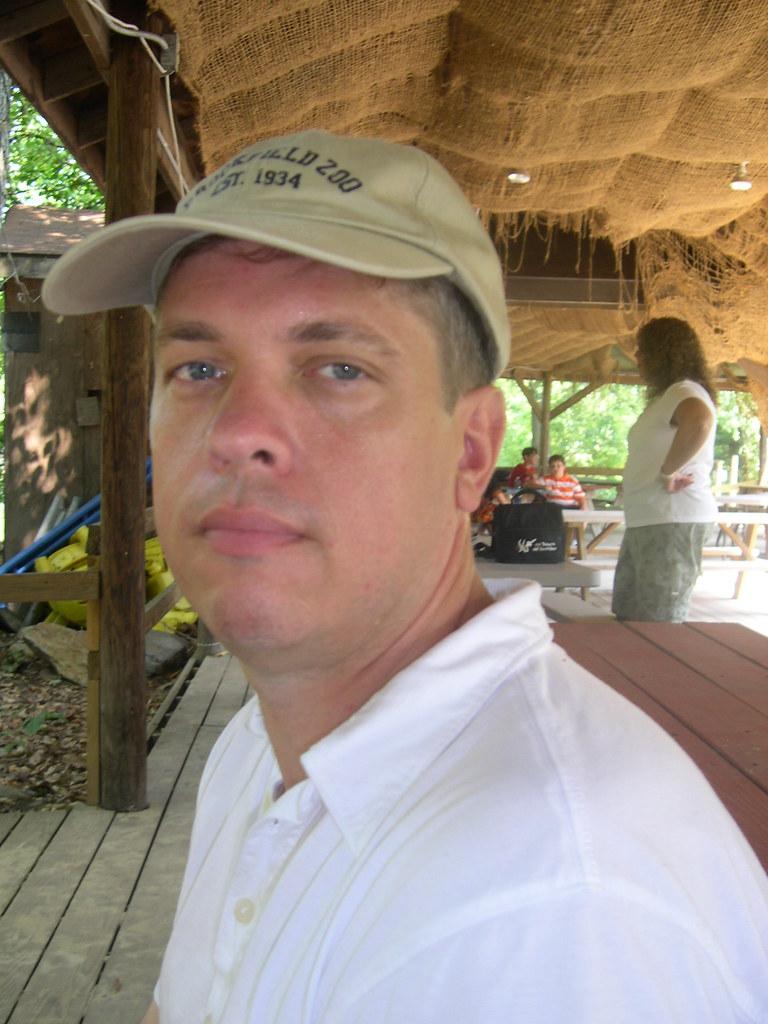 David at the Zoo