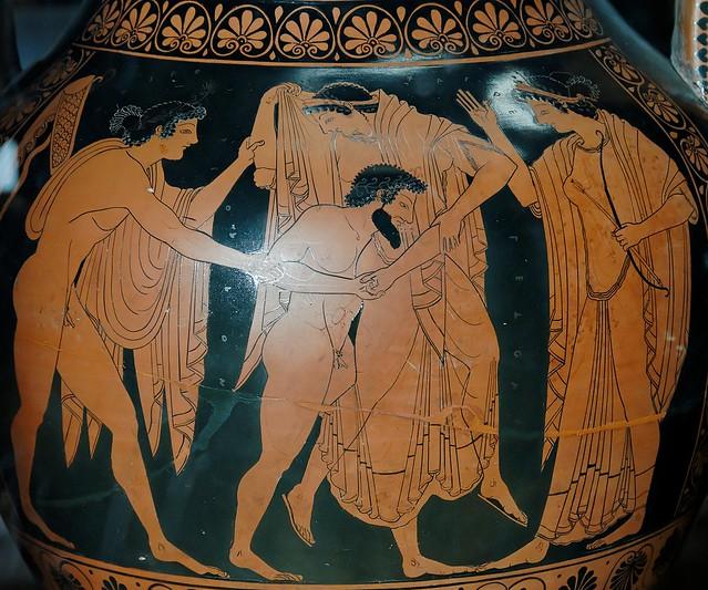 -0515 Apolo, Ártemis y Ticio