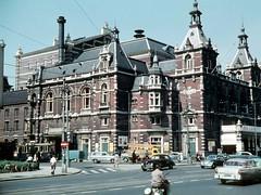 GVB Amsterdam 1270, Lijn 7, Leidseplein (1956)