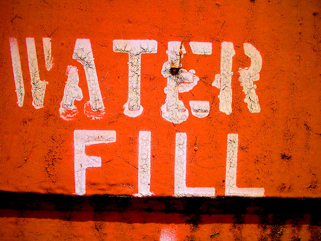 water fill