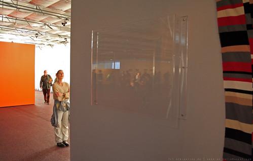 documenta 12 | Gerwald Rockenschaub / Acrylglas (Plexiglas) | 2002 | Aue-Pavillon | by A-C-K