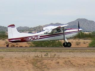 Cessna 185A Skywagon N1646Z