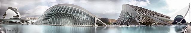 Ciudad de las Artes y las Cienciencias