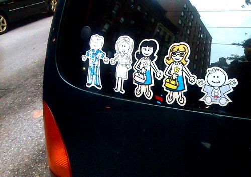(Happy) family car | by Unlisted Sightings