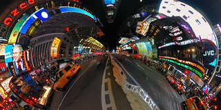 Times Square Madness   by cactus22minus1