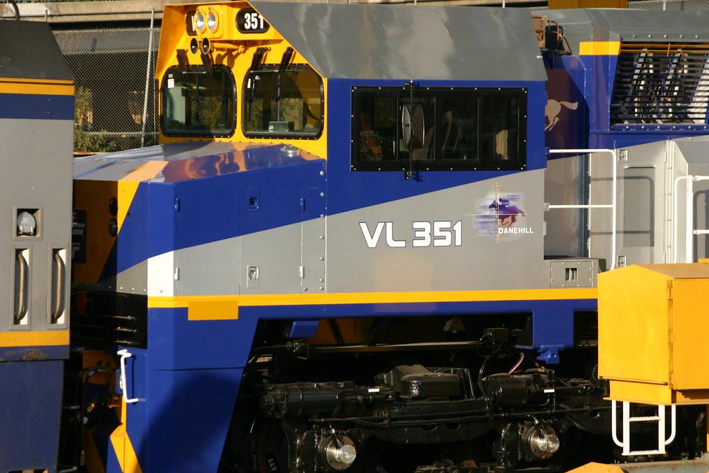 VL351 at SSR by David Norton