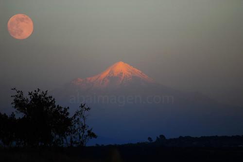 Volcano Citlaltepectl