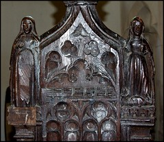 St Agatha and St Margaret