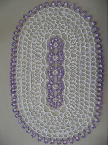 Hairpin lace doily_3 | by daffysailady