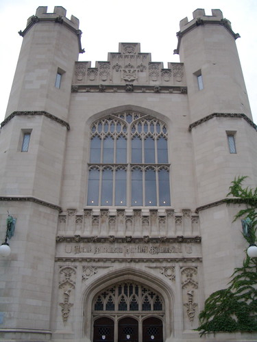 University of Chicago Building | by Androfire