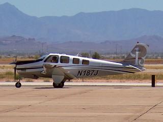 Beechcraft Bonanza G36 N187J