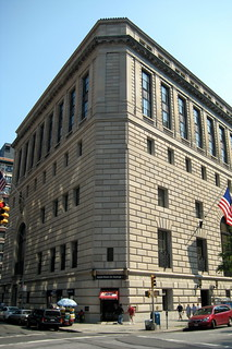 NYC - UWS: Central Savings Bank | by wallyg