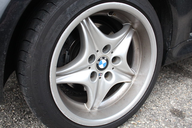 Black BMW Z3 M Roadster