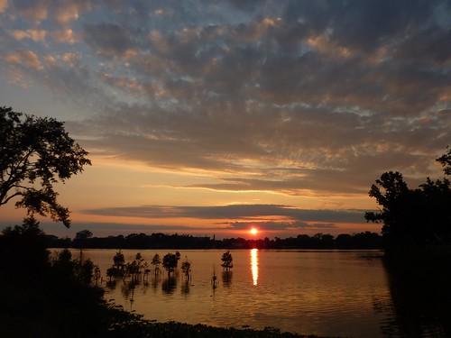 sunset by rouge lumix photography photo october louisiana mark lakes super panasonic lsu colored superstar 19 baton 2010 galasso galassophotographycom zs3 antfluff