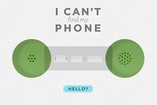 I Can't Find My Phone | by Matthew Oliphant